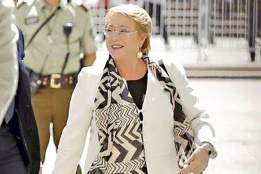 Mujeres en la política chilena