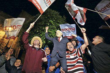 Morena, de movimiento social a partido ganador en México