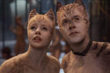Obviamente, Cats arrasó en los Razzie