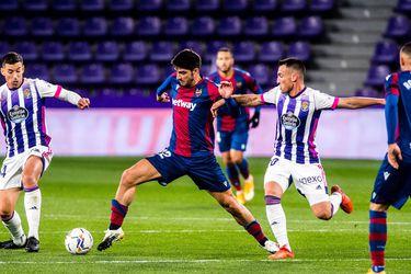 El Valladolid de Orellana no alcanza su tercera victoria seguida