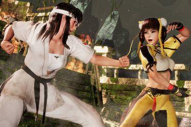 Los pechos en Dead or Alive 6 se seguirán moviendo, pero con más realismo