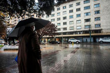 La lluvia no se va a llevar el Covid