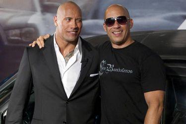 """""""Me reí mucho"""": Dwayne Johnson respondió a la 'táctica' de Vin Diesel para mejorar su actuación en Rápido y Furioso"""