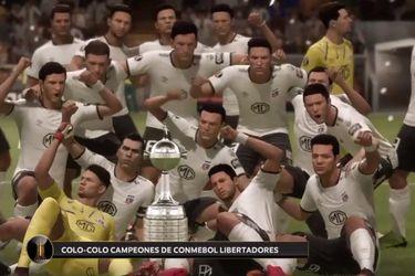 Colo Colo se corona campeón de la Copa Libertadores virtual