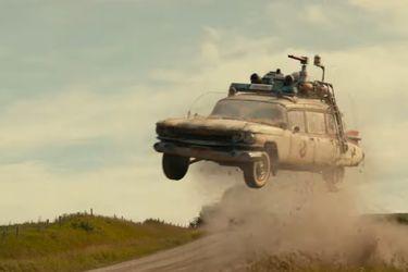 El legado Egon Spengler marca el nuevo tráiler de Ghostbusters: Afterlife