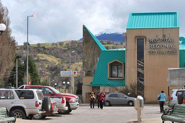 Cero pacientes graves: Aysén es la primera región del país en sacar el Covid-19 de la UCI