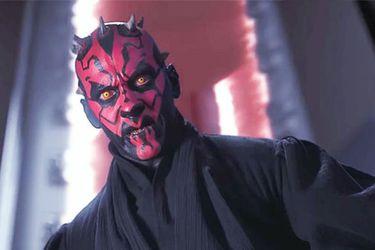 Lucasfilm reveló el nuevo look oficial de Darth Maul