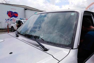 """""""No podemos atribuirlo a un ataque a Chile"""": Cancillería entrega detalles de incidente armado en Haití y Piñera habla con embajador"""