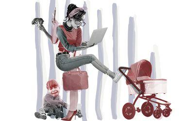 Madres solas en tiempos de pandemia