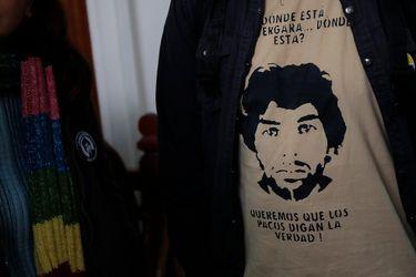 Caso Vergara: familia de joven desaparecido acude a la Corte Interamericana de DD.HH. contra el Estado de Chile