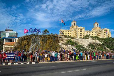 Tribunales de Cuba juzgan a 62 personas por las protestas de julio