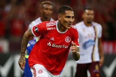 Internacional será el primer rival de la UC en la Copa Libertadores