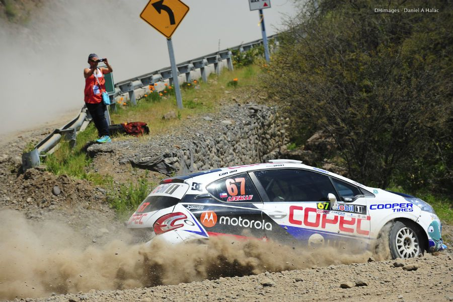 CHALECO LOPEZ RALLY