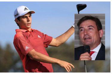 Presidente del golf acusa que el Mindep y el COCh actuaron en contra de Niemann