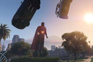 Nuevo Mod te permite jugar como Magneto en Grand Theft Auto V