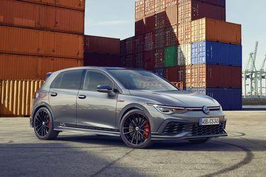 El rumor se hizo realidad: ¡Bienvenido al Volkswagen Golf GTI Clubsport 45!