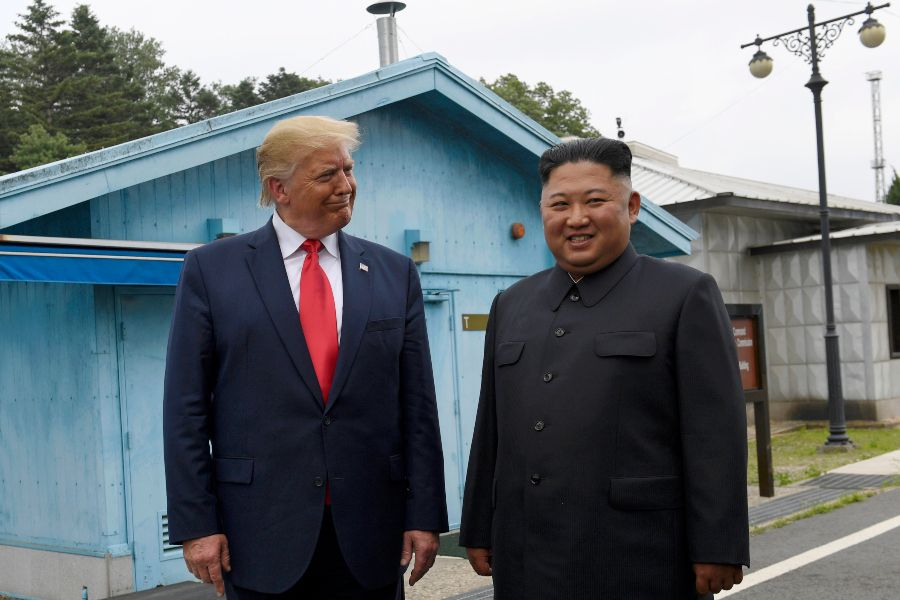 Donald Trump ,Kim Jong (2030248)