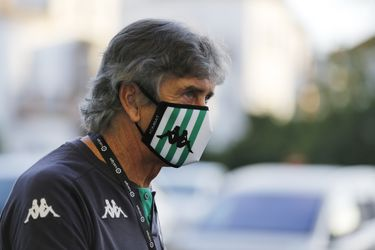 """Pellegrini sobre la lesión de Bravo: """"No creo que esté para las Eliminatorias"""""""