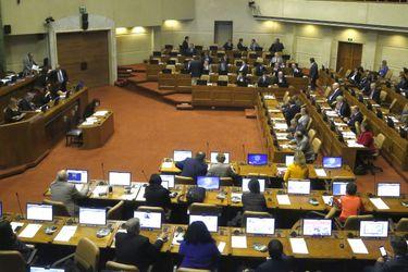 Sesion de la camara de diputados.17-4-2017
