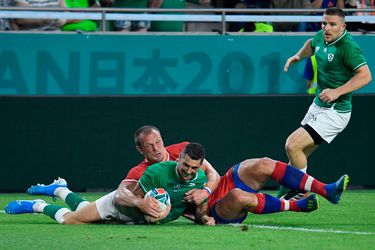 Irlanda consigue un sólido triunfo contra Rusia