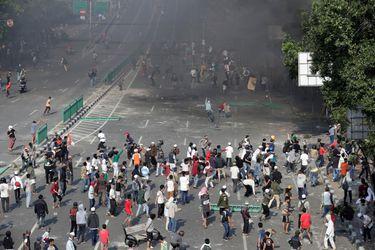 Protestas Yakarta