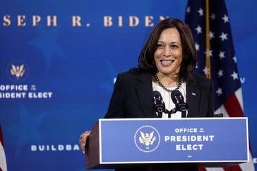 Vicepresidenta Kamala Harris elige a su equipo formado totalmente por mujeres por primera vez en un gobierno de EE.UU.