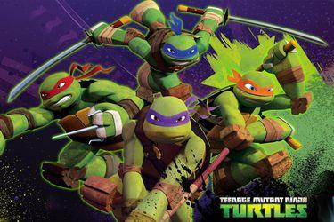 Las Tortugas Ninjas volverán al cine con un reinicio en animación digital de la mano de la productora de Seth Rogen
