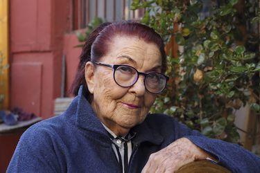 """Shenda Román, actriz: """"No todos los viejos estamos mal, podemos hacer cosas muy fuertes"""""""