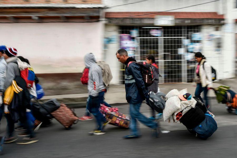 Migración de venezolanos