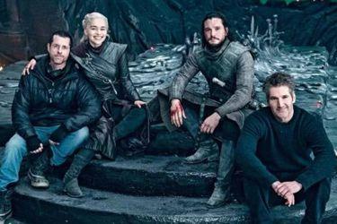 Los showrunners de Game of Thrones tendrán un cameo en Westworld