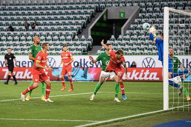 El Wolfsburgo y el Leverkusen de Aránguiz no lograron superarse