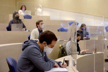 Admisión en la educación superior en medio de la pandemia
