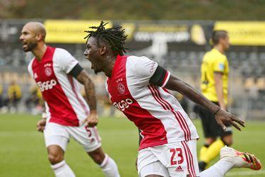 Una paliza para la historia: el Ajax gana 13-0