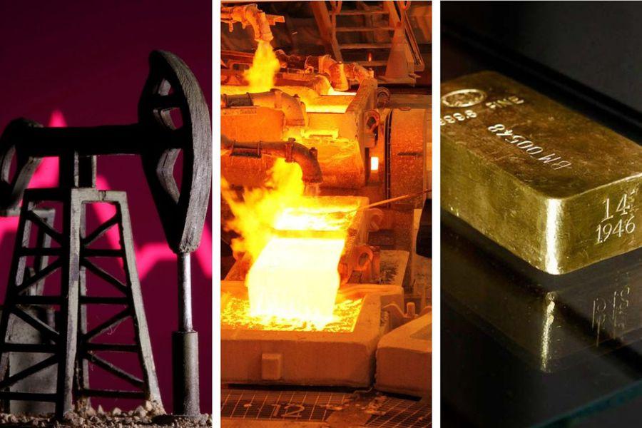 Incertidumbre por resultado electoral en EEUU arrastra a la baja a los precios del cobre y el oro