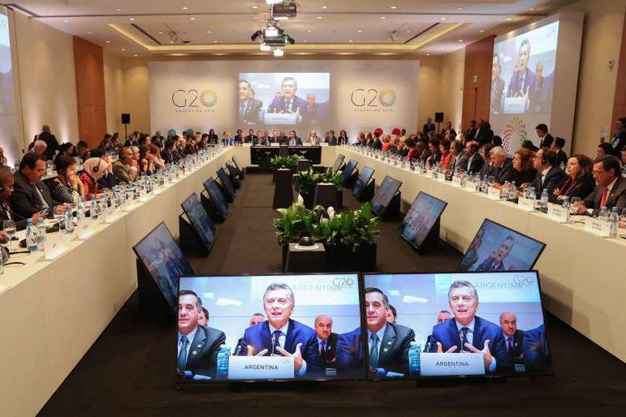 Ministros de Educación y Empleo de G20 debaten juntos sobre el futuro laboral