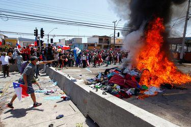 Fiscalía de Iquique dicta medidas de protección a favor de venezolanos y ordena diligencias por incendio y daños