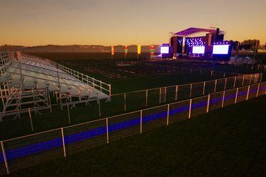 Al aire libre, 20 shows chilenos y para 3 mil asistentes: la apuesta de Parque Estéreo para reactivar la experiencia en vivo