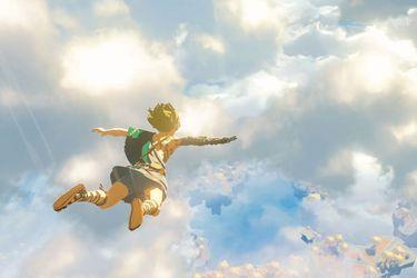 The Legend of Zelda: Breath of the Wild 2 abarcará los cielos de Hyrule