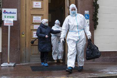 Rusia supera los 5,4 millones de casos de coronavirus tras sumar las cifras más altas en seis meses