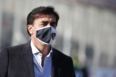 """Quinteros tras el Superclásico: """"Es un premio estar arriba en la tabla"""""""