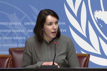 """Katerina Kitidi, portavoz de Acnur: """"A medida que los refugiados venezolanos siguen cruzando las fronteras, el apoyo a su regularización e inclusión debe ser la mayor prioridad"""""""