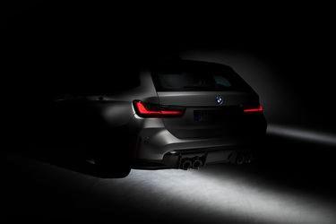 Tuerce la historia: BMW confirma inédita producción de un M3 Touring