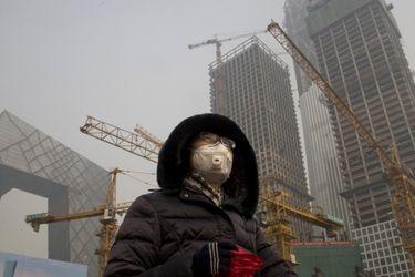 Las emisiones de CO2 de China superan todos los países desarrollados juntos