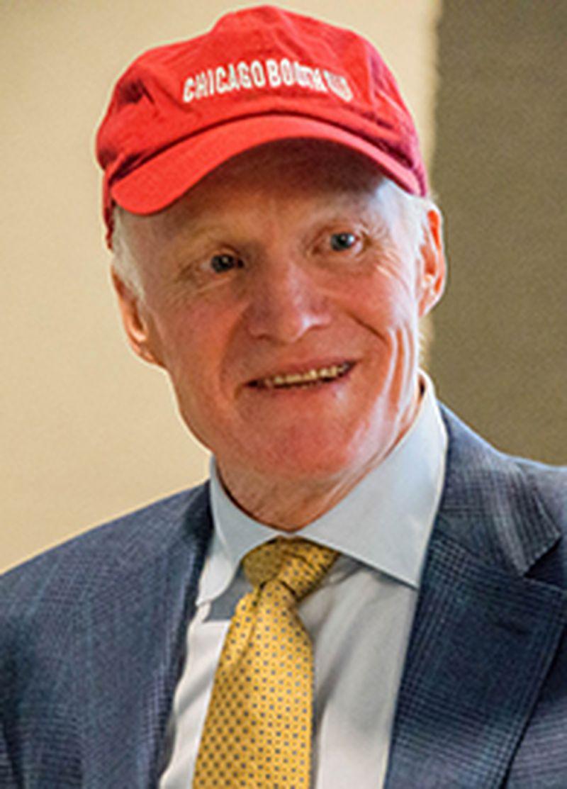 Profesor de la Universidad de Chicago