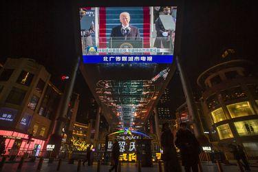 Conflicto entre EE.UU. y China en la era Biden