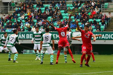 Deportes Temuco, Unión La Calera