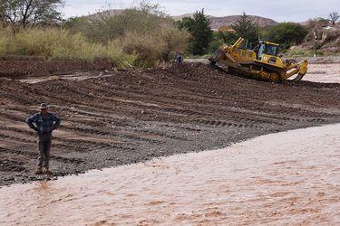 San Pedro de Atacama restablece funcionamiento de sus atractivos turísticos tras fuertes lluvias