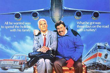 """Will Smith y Kevin Hart protagonizarán un remake de """"Planes, Trains and Automobiles"""""""