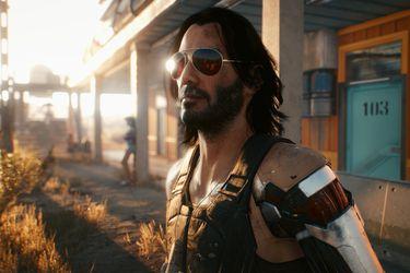 Cyberpunk: 2077: Concept art muestra como lucía Johnny Silverhand antes de la llegada de Keanu Reeves