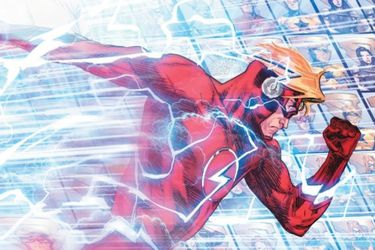 El cómic de The Flash añadió un giro a un punto clave de Heroes in Crisis
